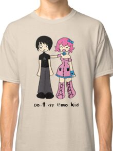Don't cry emo kid by Lolita Tequila Classic T-Shirt