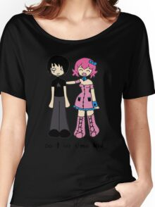 Don't cry emo kid by Lolita Tequila Women's Relaxed Fit T-Shirt