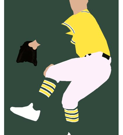 Sonny Gray Minimalist Art Sticker