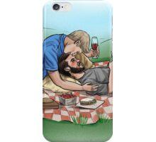 Robron Picnic iPhone Case/Skin