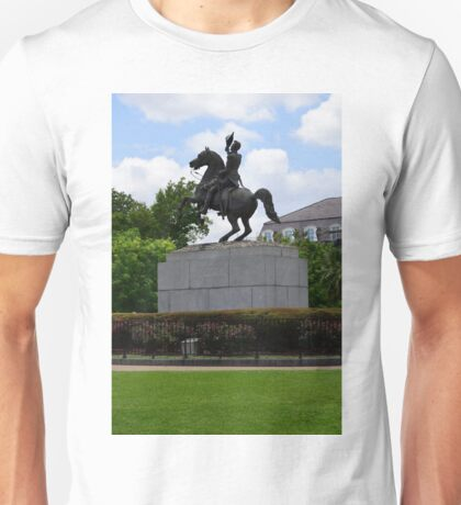 Andrew Jackson in New Orleans Unisex T-Shirt