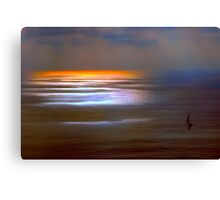 Sunset Glow by Lena Owens Canvas Print