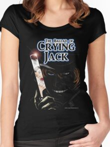 The Ballad of Crying Jack Women's Fitted Scoop T-Shirt