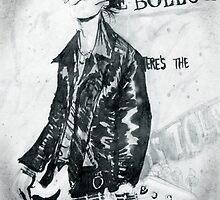 Punk Legend by BryaSaurusREX