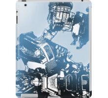 Ironhide  iPad Case/Skin