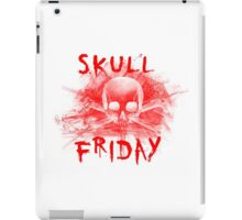 Skull Friday  iPad Case/Skin