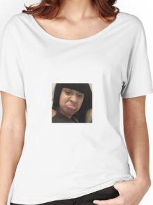 Cardi B angry Women's Relaxed Fit T-Shirt