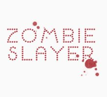 Zombie Slayer by Soozicle1