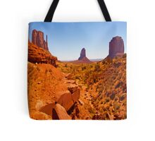 Paint The Valley Tote Bag