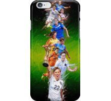 Meghan Klingenberg (From University of North Carolina to Portland Thorns + National Team) iPhone Case/Skin