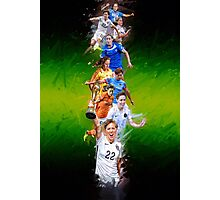 Meghan Klingenberg (From University of North Carolina to Portland Thorns + National Team) Photographic Print