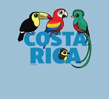Cute Costa Rica Birds by Birdorable Unisex T-Shirt
