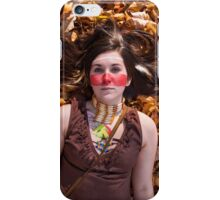 The Earth and I iPhone Case/Skin