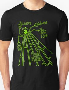 Cute UFO by Lolita Tequila Unisex T-Shirt