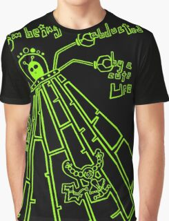 Cute UFO by Lolita Tequila Graphic T-Shirt