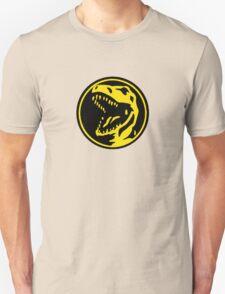 Mighty Morphin Power Rangers Red Ranger Symbol Unisex T-Shirt