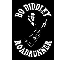 Bo Diddley (Roadrunner) Photographic Print