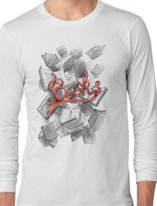 Books Long Sleeve T-Shirt