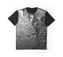 Toil & Trouble - Black & White Graphic T-Shirt