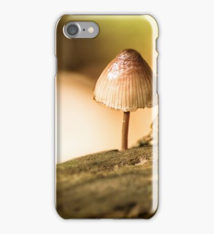The Littlest Fungus iPhone Case/Skin