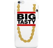"""""""Big Tasty"""" Tee - Girl, you know it's true! iPhone Case/Skin"""