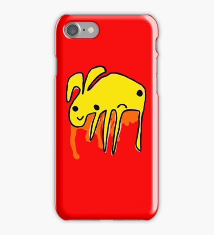 1000 Monsters - #10 - Bunny iPhone Case/Skin