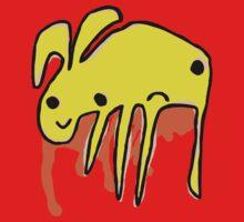 1000 Monsters - #10 - Bunny Kids Tee