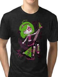 Lulu Rock Star by Lolita Tequila Tri-blend T-Shirt