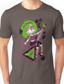 Lulu Rock Star by Lolita Tequila Unisex T-Shirt