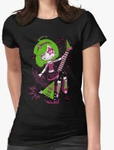 Lulu Rock Star by Lolita Tequila Womens Fitted T-Shirt
