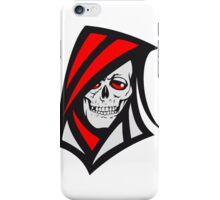 Death hooded sweatshirt grusel iPhone Case/Skin