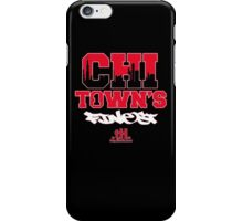 Chi-Town's Finest Tee. iPhone Case/Skin