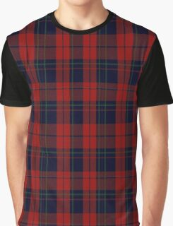 02693 Tartan TV Tartan  Graphic T-Shirt