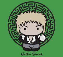 Hello Sarah by SpicyMonocle