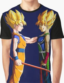 Father and Son Graphic T-Shirt