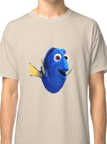 Finding Dory - Painted Design Classic T-Shirt