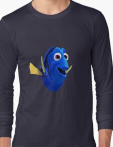Finding Dory - Painted Design Long Sleeve T-Shirt