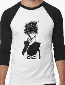 Yu Yu Hakusho #01 Men's Baseball ¾ T-Shirt