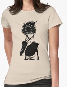 Yu Yu Hakusho #01 Womens Fitted T-Shirt