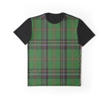 02689 Tarassow Russian Scout District Tartan  Graphic T-Shirt