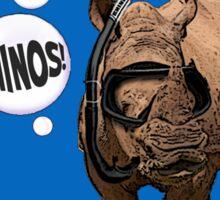 Snorkel Rhino Sticker