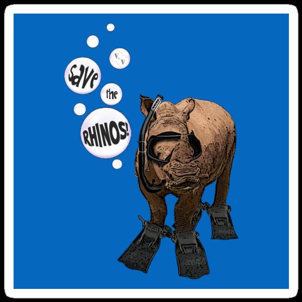 Snorkel Rhino by DILLIGAF