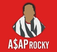 A$AP Rocky Flag Shirt by thecodeine