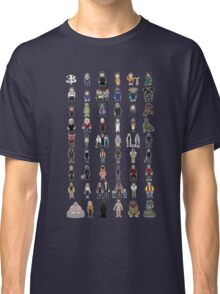 Buffy - Mini Monsters Classic T-Shirt