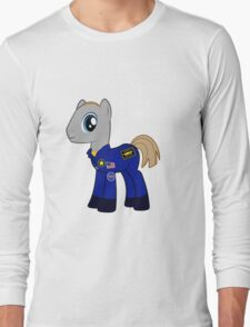 Astro Pony Long Sleeve T-Shirt