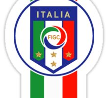 Gli Azzurri - Italy national football team  Sticker