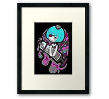 Mortal Nurse by Lolita Tequila Framed Print
