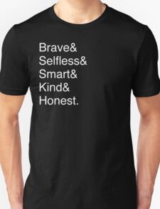 Divergent - I want to be all. Unisex T-Shirt