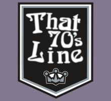That 70s Line by Societee