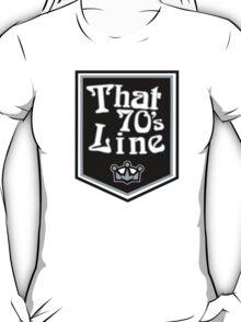 That 70s Line T-Shirt